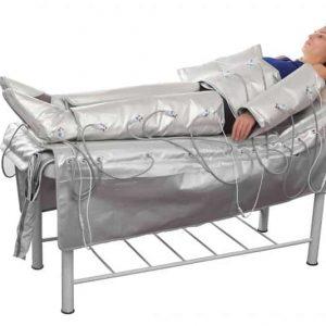 Salon complet, Drenaj limfatic, Aparat presoterapie cu electrostimulare si infrarosu