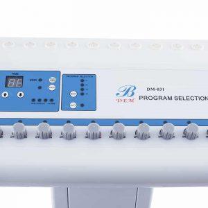 Salon complet, Electrostimulare, Electrostimulator cu 20 PAD-uri