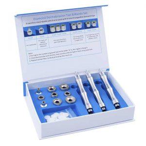 Salon Complet, Accesorii aparate, Kit microdermoabraziune cu pulbere de diamant