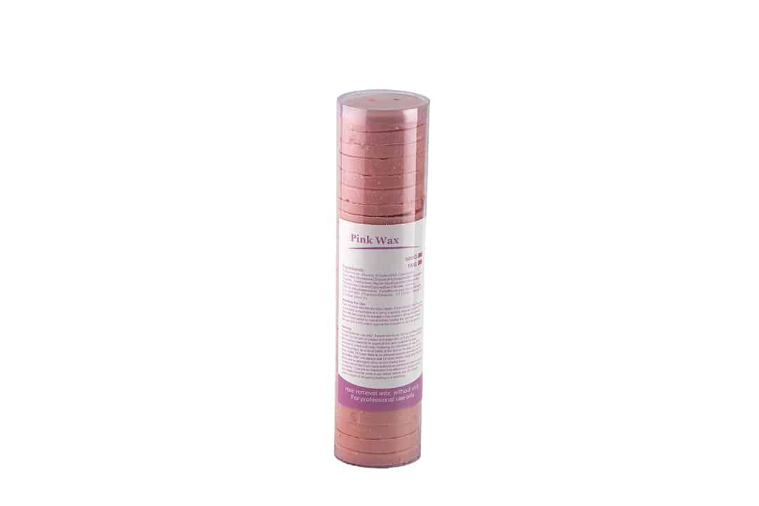 Salon complet, Consumabile, Ceara epilat traditionala roz 500g